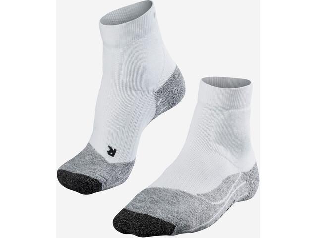 Falke TE2 Short Tennis Socks Men white-mix